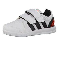adidas Kinder Hallenschuhe LK Trainer 7 CF I ftwr white/core black/solar red 27 - http://on-line-kaufen.de/adidas/27-eu-adidas-performance-unisex-baby-lk-trainer-7-4