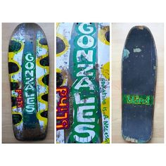 Blind / Mark Gonzales   This looks like another one of the 200 hand painted gonz decks from the 90's - someone scored this on eBay a few days ago for $177 - if it's real it's a Steal!  SK8FACE now has a Kickstarter to raise the funds and finish the movie!   Please help support the Kickstarter Campaign happening now!  https://www.kickstarter.com/projects/sk8face/sk8face#  @seancliver #sk8face @dearskateboarding @theskateboardmuseum #markgonzales #gonzfather @classicclips
