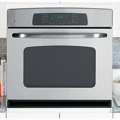 Wall Ovens 71318: Ge 30 Built In Electric Convection Oven   Stainless Steel