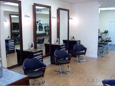 Liquid Salon-Salon Design Ideas