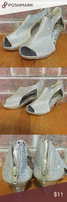 Girls Size 12 Rya rhinestone shoes Please feel free to ask any questions or make an offer, and as always THANK YOU for shopping my posh closet! Xoxo -Tish rya Shoes