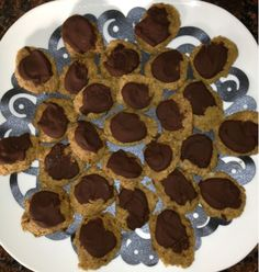 Carla Mary's Paleo Blog: Paleo Chocolate Covered Nutter Better Cookies