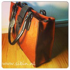 Brown cutie bag. Love, Sibin
