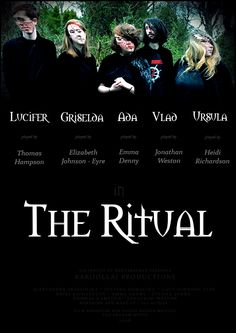 The Ritual Slit Cam poster