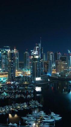 United Arab Emirates, Dubai nights, City