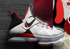 The Nike LeBron 14 Flip The Switch will release on May 5, 2017 for $175.