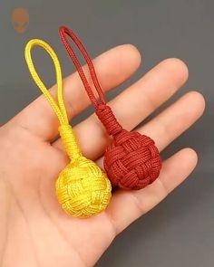 For Kids craft projects 3 Amazing Pendant Ideas - DIY Tutorials Videos Diy Crafts Hacks, Rope Crafts, Diy Home Crafts, Diy Arts And Crafts, Creative Crafts, Fun Crafts, Diy Projects, Paper Crafts Origami, Bracelet Crafts