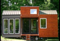 Small Spaces: A Stunning 130-Sq-Ft Trailer | Photos | HGTV Canada