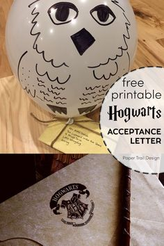 Print this Hogwarts acceptance letter and change the wording to work for an invitation or for an 11 year olds birthday. Old Birthday Cards, First Birthday Parties, Fun Arts And Crafts, Arts And Crafts Projects, Hogwarts Acceptance Letter, Paper Trail, Do It Yourself Projects, Harry Potter Hogwarts, Party Themes
