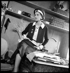 Коко Шанель в отеле Ритц
