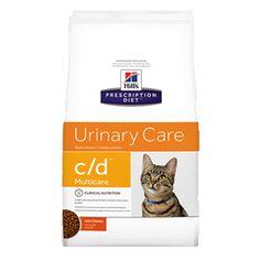 Hills Prescription Diet c/d Feline Multicare with Chicken Urinary Care Health…