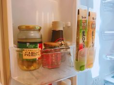その手があったか…! 置くだけで冷蔵庫がすっきりする収納グッズが超便利