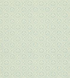 Sorbet Shades | Diamonds And Flowers Wallpaper by Zoffany | Jane Clayton