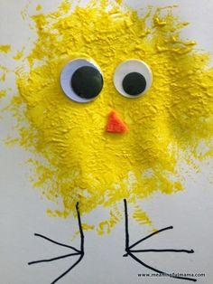 Sempre criança: http://meaningfulmama.com/2014/04/chick-craft-...