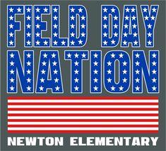 FD0618 - Field Day Nation Class Of 2018 Shirts, Design Fields, Field Day, Pta, Make It Simple, Cheer, Shirt Designs, Fancy, T Shirt