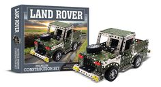 This Land Rover Construction Set will help teach the technical and mechanical diversity of modelling. Includes high quality stainless steel pieces and specialist tools. Childrens Gifts, Prime Time, Father And Son, Diversity, Monster Trucks, Construction, Stainless Steel, Tools, Learning