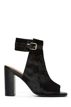 Jeffrey Campbell Canal Bootie - Pony Hair