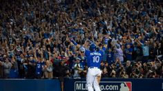 """The Rogers Centre was filled with 49,934 fans that stood, yelled and cheered throughout the entire game. Fairservice joked that if the roof of the dome hadn't already been open for the game, the sheer noise from fans would have blown it right off. Encarnacion's winning home run inspired such a loud response from the crowd chanting """"Eddy! Eddy! Eddy!"""" that viewers watching on TV screens could see the cameras vibrate. Oct 4, 2016"""
