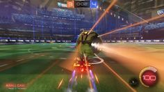 My best ever Rocket League moment. A very last second goal in Rumble ties it all up!