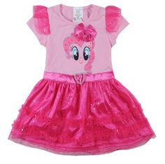 "PINKY PIE DRESS Price $19.99, Free Shipping Options: 3T, 4T, 5, 6, 7 To purchase, comment ""Sold"", size & EmaiL"
