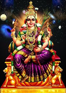 """SHAKTHI PEETAS  Shakti (Sanskrit pronunciation: [ˈʃʌktɪ]) (Devanagari: शक्ति; from Sanskrit shak, """"to be able""""), meaning """"Power"""" or """"empowerment,"""" is the primordial cosmic energy and represents the dynamic forces that are thought to move through the entire universe in Hinduism. Shakti is the concept, or personification, of divine feminine creative power, sometimes referred to as 'The Great Divine Mother' in Hinduism."""