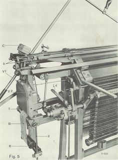 Dubied knitting machine