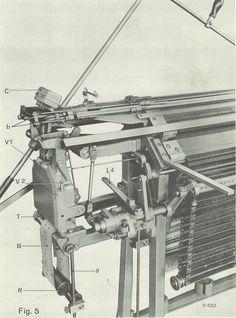 Dubied knitting machine