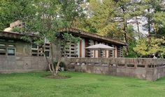 En venta Casa Tonkens de Frank Lloyd Wright