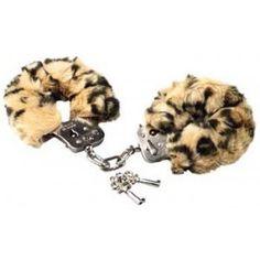 Algemas com Pelo Leopardo
