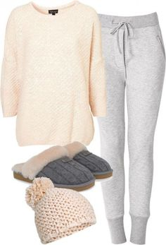 9 casual fall outfits for lazy days