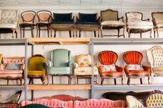 Transform your wedding with vintage event rentals. Richmond Virginia Paisley and Jade Rentals!!
