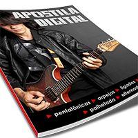 MÚSICA & CIA.: Kit de Técnica para Guitarra Rock