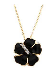 Gold Plated Pendant Elegant Women Necklace & Jewelry - at Jollychic