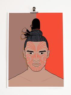 2013 Artwork Series: Tane - Man (Artist B. New Zealand Art, Nz Art, Maori Art, Geometry Art, Buy Prints, Photo Backgrounds, Lovers Art, Art Inspo, Vintage Posters