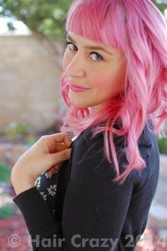 <3 This Color!! | Cupcake Pink ~ SouthernCaliforniaBelle