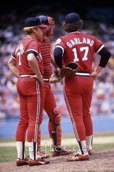 Jeff Torborg & Wayne Garland - Cleveland Indians