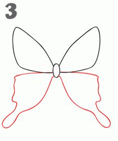 How to draw... a butterfly