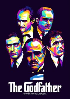 The Godfather on BehanceYou can find The godfather and more on our website.The Godfather on Behance The Godfather Poster, The Godfather Wallpaper, Godfather Movie, Corleone Family, Don Corleone, Vintage Cartoon, Vintage Movies, Vintage Horror, Der Pate Poster