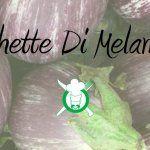 Le Barchette di Melanzana.  #foodporn #ricetta #ricette #cook #italia #cucina #italy