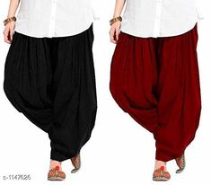 Ethnic Bottomwear - Patiala Pants