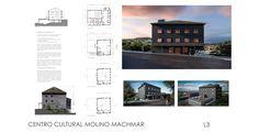 Centro de Arte Molino Machmar / Puerto Varas Chile / PLAN Arquitectos / www.planarquitectos.cl