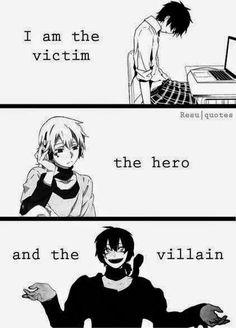 Eu sou...