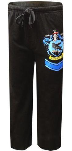 Harry Potter Ravenclaw House Crest Lounge Pants