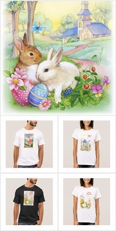 Easter T shirts