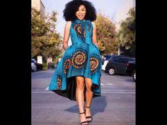 Best Ankara Fashion : Classical And Chic Ankara Styles