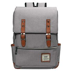 OURBAG Unisex British Style Casual Waterproof Oxford School Backpack Rucksack Light Grey *** You can find out more details at the link of the image. (This is an affiliate link) Rucksack Backpack, Laptop Backpack, Messenger Bag, Best Handbags, Fashion Handbags, Nice Handbags, Ladies Handbags, Kids Backpacks, School Backpacks