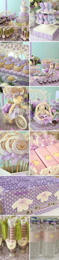 26 ideas baby shower ides for girs lavender candy bars for 2019 Shower Party, Baby Shower Parties, Baby Shower Themes, Baby Shower Decorations, Shower Ideas, Table Decorations, Baby Showers, Shower Bebe, Baby Boy Shower