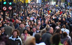 England has become the most crowded major nation in Europe, official figures have revealed. Beyond Europe, England's population density is among the highest in the world for major countries. England ranks third in density after Bangladesh (1,045 per sq km) and South Korea (498 per sq km).