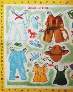 Paper Dolls~Schoolmates - Bonnie Jones - Álbumes web de Picasa