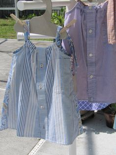 Dresses - size 1-2 $22 Daddy's Button Shirt -Both sold at Fiesta in the Park 4/11/15